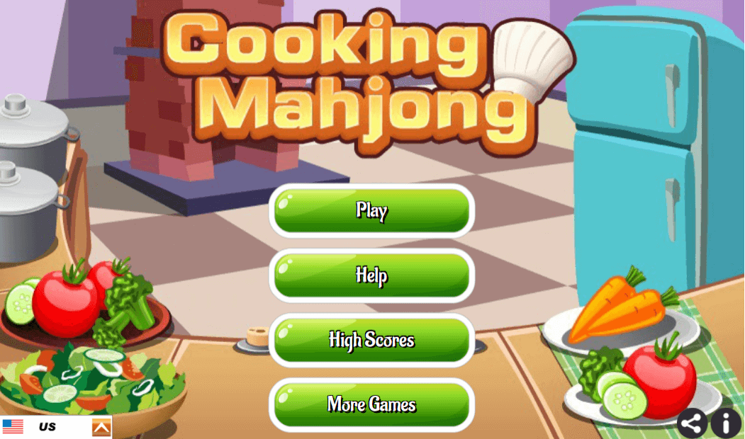 Rekomendasi Game yang Asik Dimainkan Sendiri-Cooking Mahjong